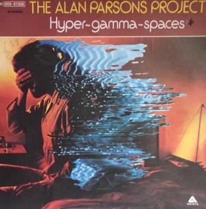 The Alan Parsons Project Hyper-Gamma-Spaces album cover