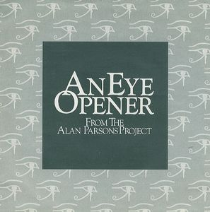 Alan Parsons Project An Eye Opener 7'' flexi album cover