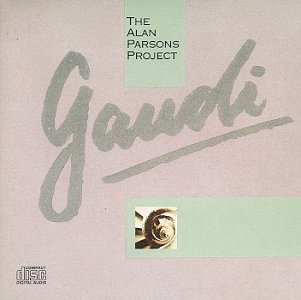Alan Parsons Project - Gaudi CD (album) cover