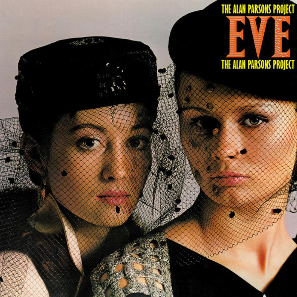The Alan Parsons Project - Eve CD (album) cover