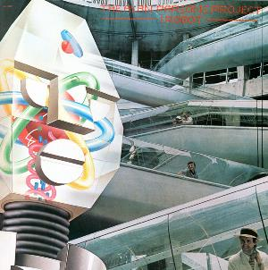 Alan Parsons Project I Robot album cover