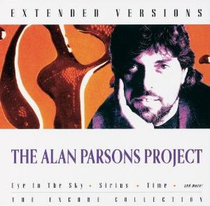 Alan Parsons Project Extended Versions album cover
