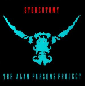 The Alan Parsons Project Stereotomy album cover