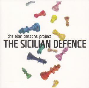 Alan Parsons Project - The Sicilian Defence CD (album) cover
