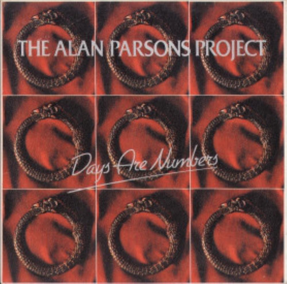 Days Are Numbers by PARSONS PROJECT, THE ALAN album cover