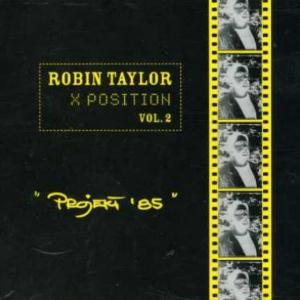 X Position Vol.2 by TAYLOR, ROBIN album cover
