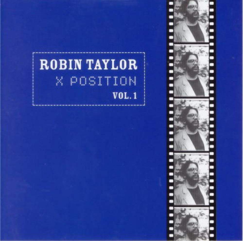 X Position Vol.1 by TAYLOR, ROBIN album cover