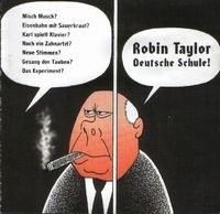 Deutsche Schule! by TAYLOR, ROBIN album cover