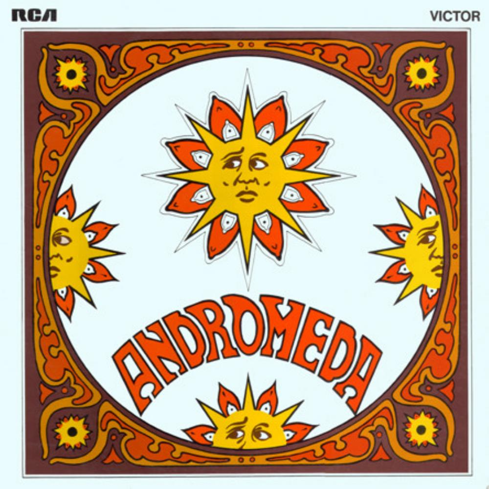 Andromeda by ANDROMEDA album cover