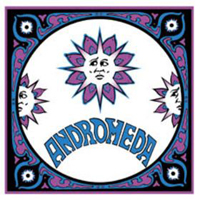 Andromeda - Andromeda CD (album) cover