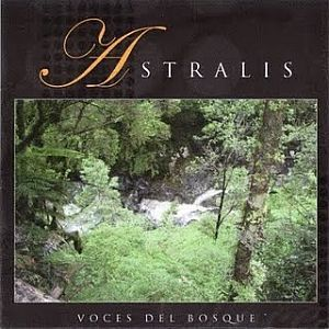 Astralis - Voces Del Bosque CD (album) cover
