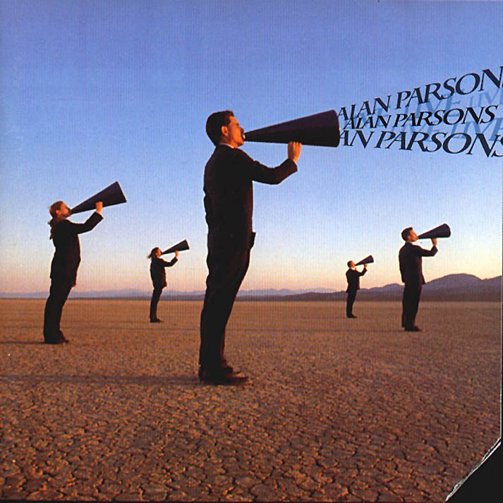 The Very Best Of Live  by PARSONS BAND, ALAN album cover