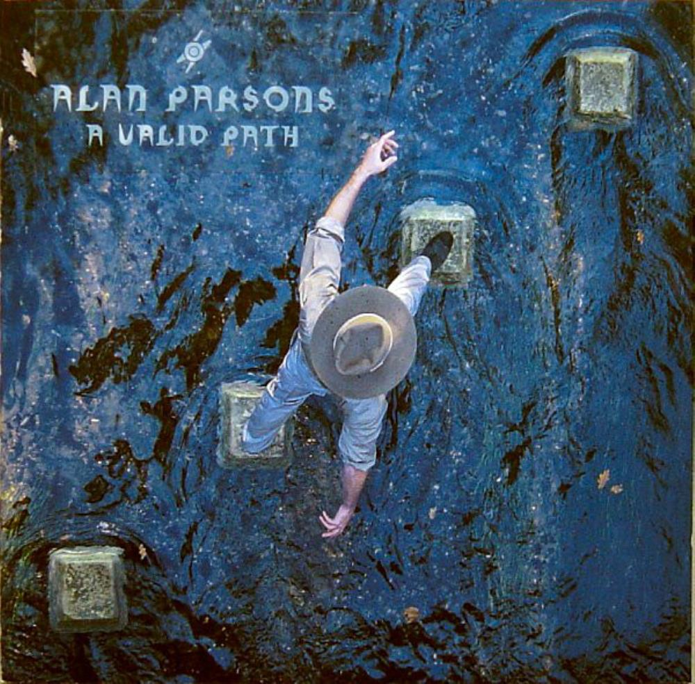 Alan Parsons Band - A Valid Path CD (album) cover