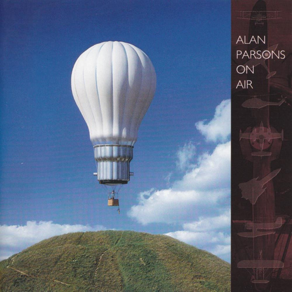 On Air by PARSONS BAND, ALAN album cover
