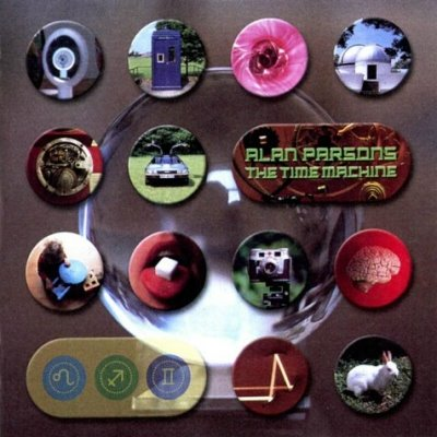 Alan Parsons Band - Time Machine CD (album) cover