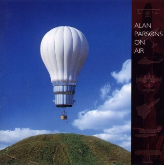 Alan Parsons Band On Air album cover