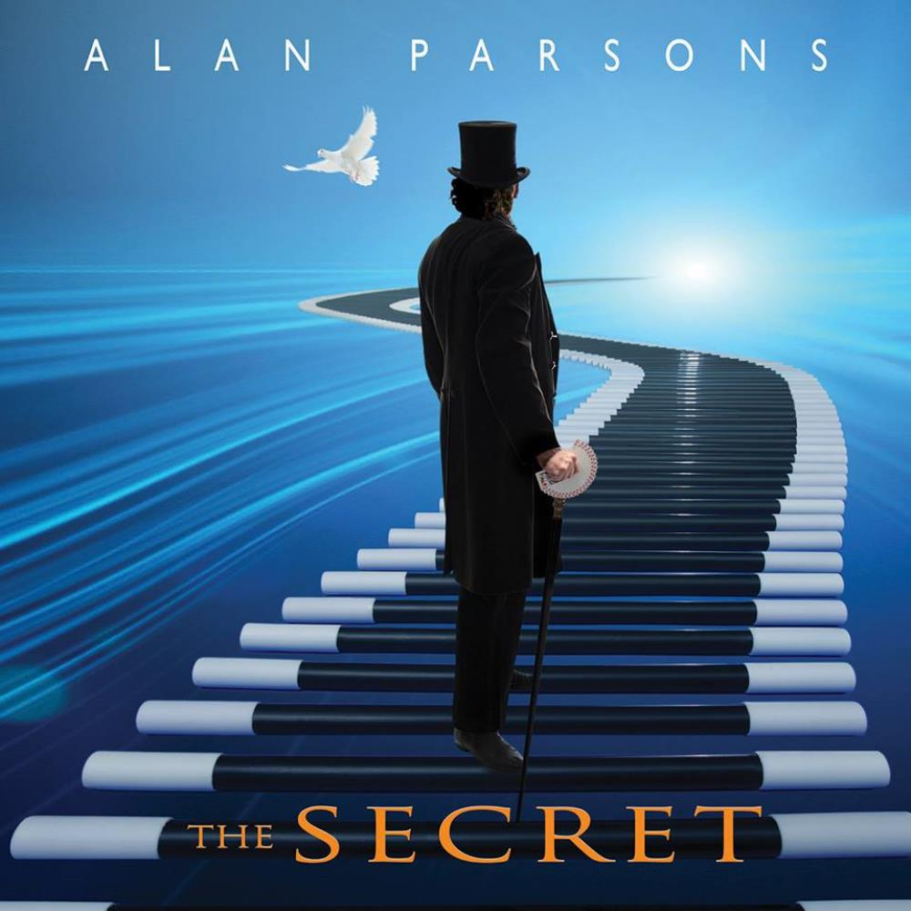Alan Parsons Band - The Secret CD (album) cover