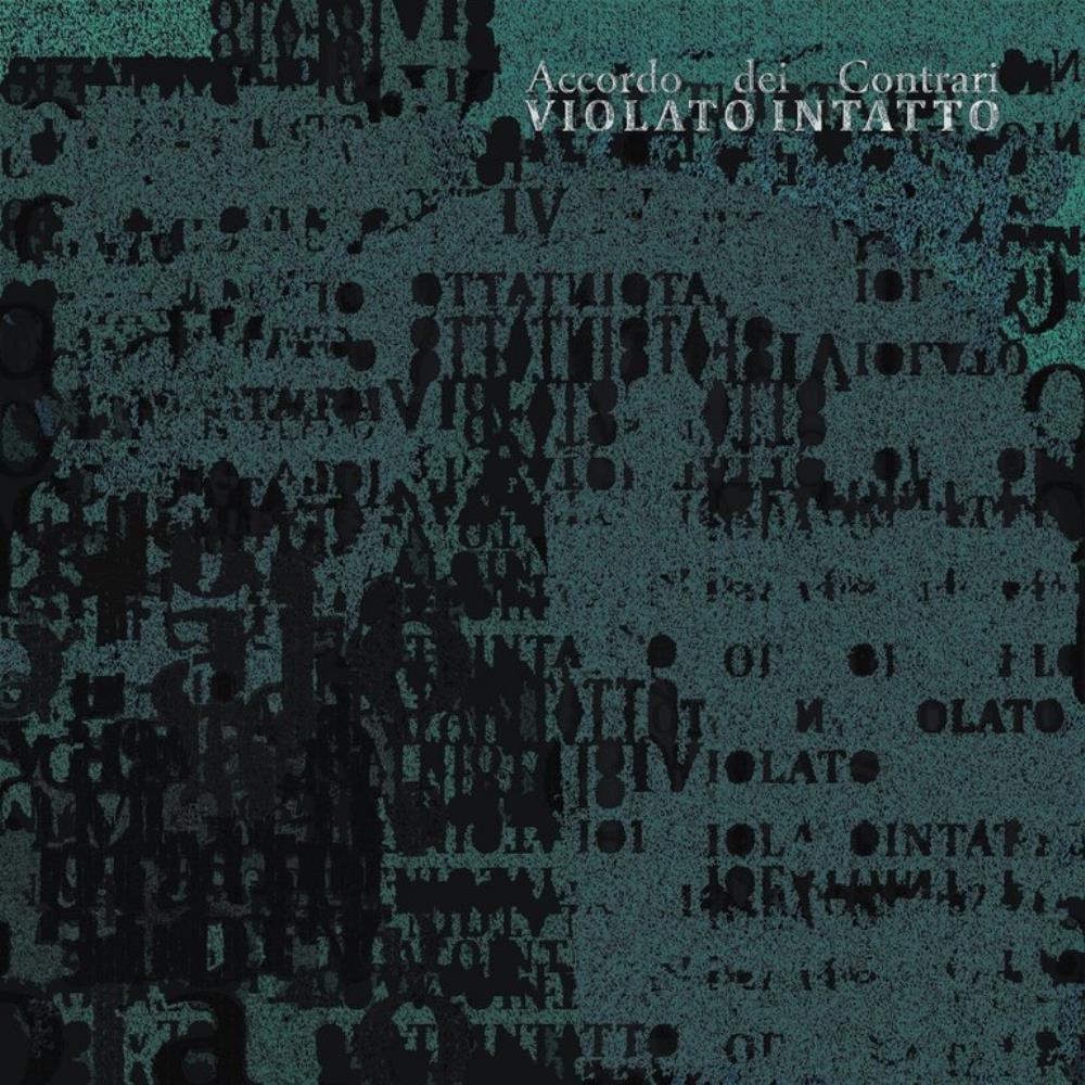 Violato Intatto by ACCORDO DEI CONTRARI album cover
