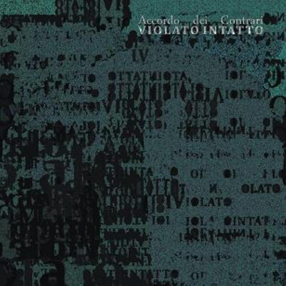 Violato Intatto by ACCORDO DEI CONTRARI album cover