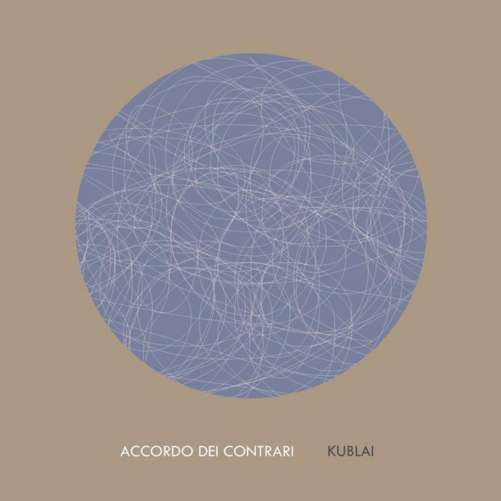 Accordo Dei Contrari - Kublai CD (album) cover