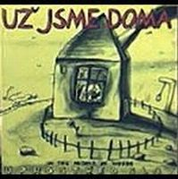 Uprostřed Slov (In The Middle of Words) by UZ JSME DOMA album cover