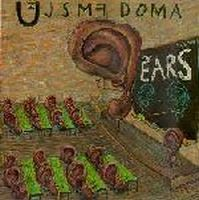 Usi (Ears) by UZ JSME DOMA album cover