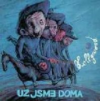 Uz Jsme Doma - Hollywood CD (album) cover