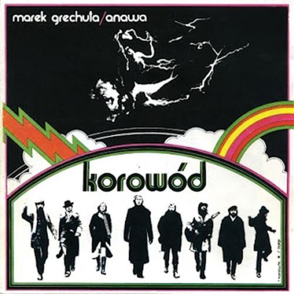 Marek Grechuta & Anawa: Korowód by GRECHUTA, MAREK album cover