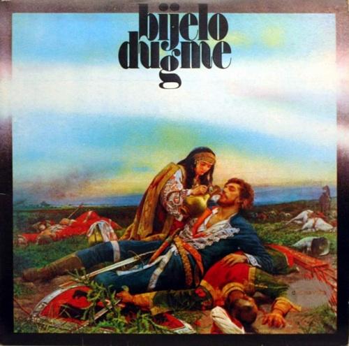 Bijelo Dugme by BIJELO DUGME album cover