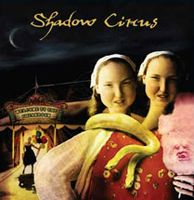 Shadow Circus - Welcome to the Freakroom CD (album) cover