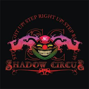 Shadow Circus Rise Maxi-Single album cover