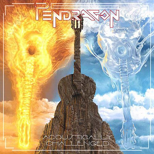 Pendragon - Acoustically Challenged CD (album) cover
