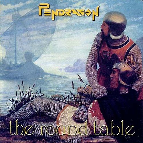 Pendragon The Round Table (1985-1998) album cover