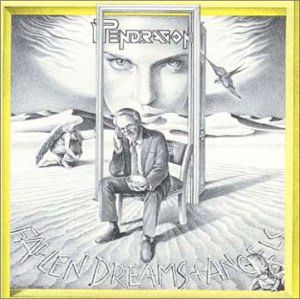 Pendragon - Fallen Dreams And Angels CD (album) cover