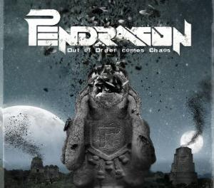 Pendragon - Out of Order Comes Chaos CD (album) cover