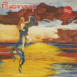 Pendragon Fly High Fall Far album cover