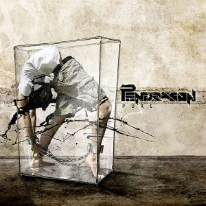 Pendragon - Pure CD (album) cover