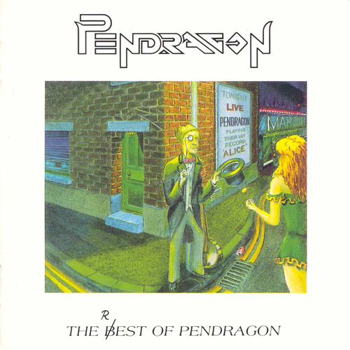 Pendragon - The Rest of Pendragon CD (album) cover