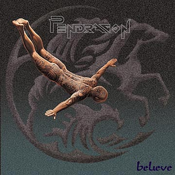 Pendragon - Believe CD (album) cover