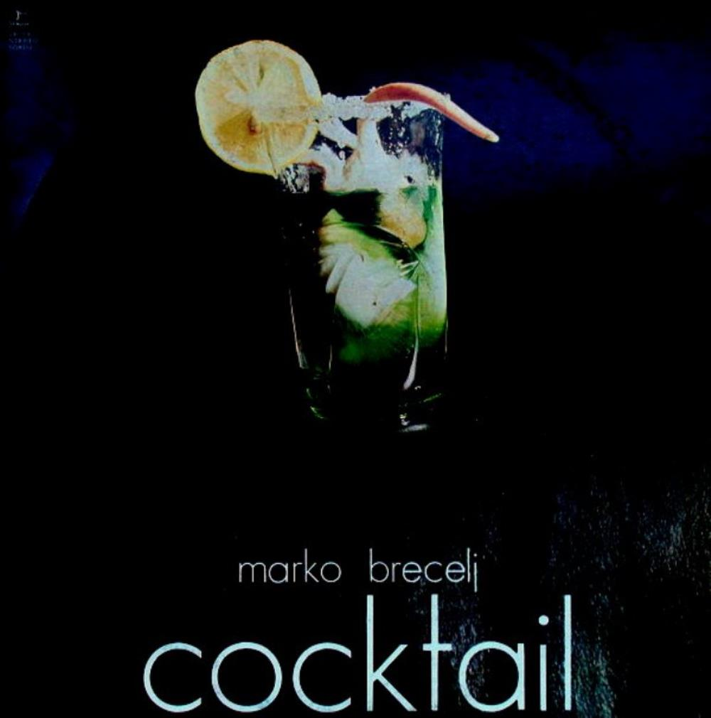 Marko Brecelj Cocktail album cover