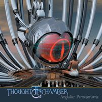 Thought Chamber - Angular Perceptions CD (album) cover