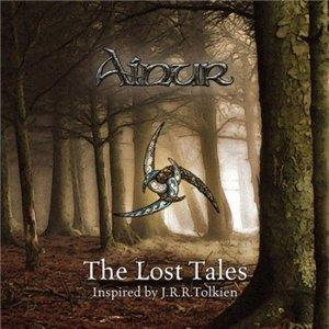 The Lost Tales by AINUR album cover