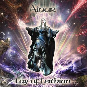 Lay of Leithian by AINUR album cover