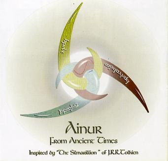 Ainur From Ancient Times album cover