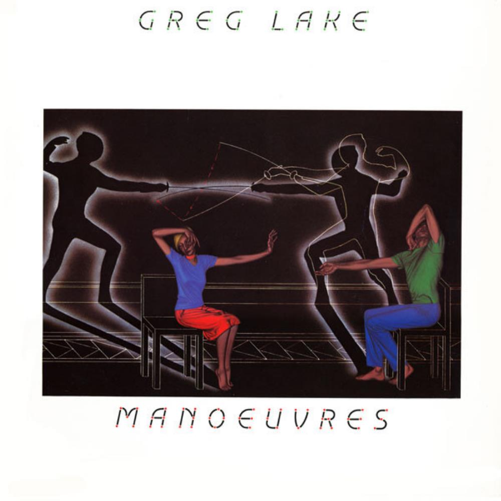 Manoeuvres by LAKE, GREG album cover