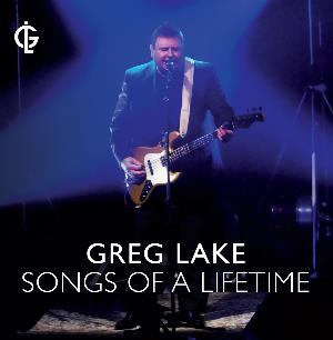 Greg Lake Songs Of A Lifetime album cover