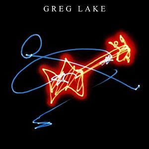 Greg Lake - Greg Lake CD (album) cover