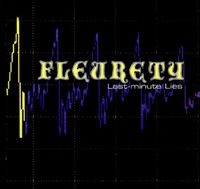 Fleurety Last-Minute Lies album cover