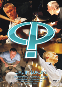 The Carl Palmer Band : Live In Europe by PALMER, CARL album cover