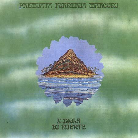L'Isola Di Niente by PREMIATA FORNERIA MARCONI (PFM) album cover